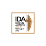 IDA Design Award Gold 2018